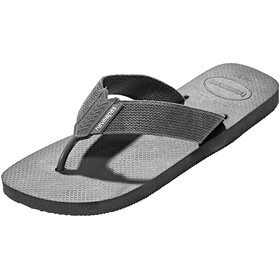 havaianas Urban Basic Flips Men Black/Grey